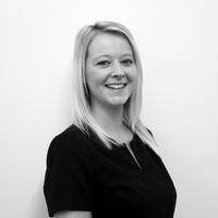 Stephanie Spencer, Dispensing Assistant at Cloughs Opticians, Bolton.